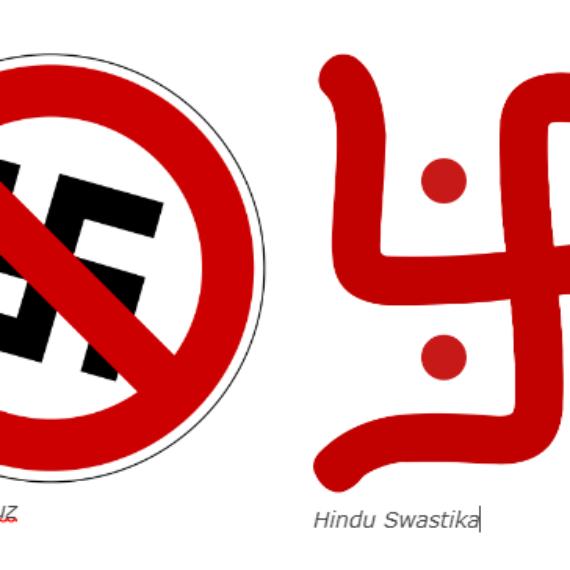 Swastikas and Hakenkreuz