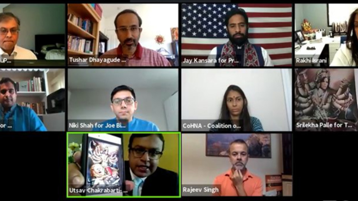 2020-Presidential-Elections-Debate-on-American-Hindu-Issues
