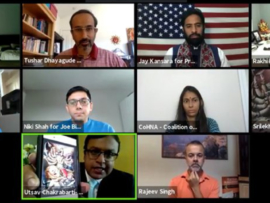 2020-Presidential-Elections-Debate-on-American-Hindu-Issues