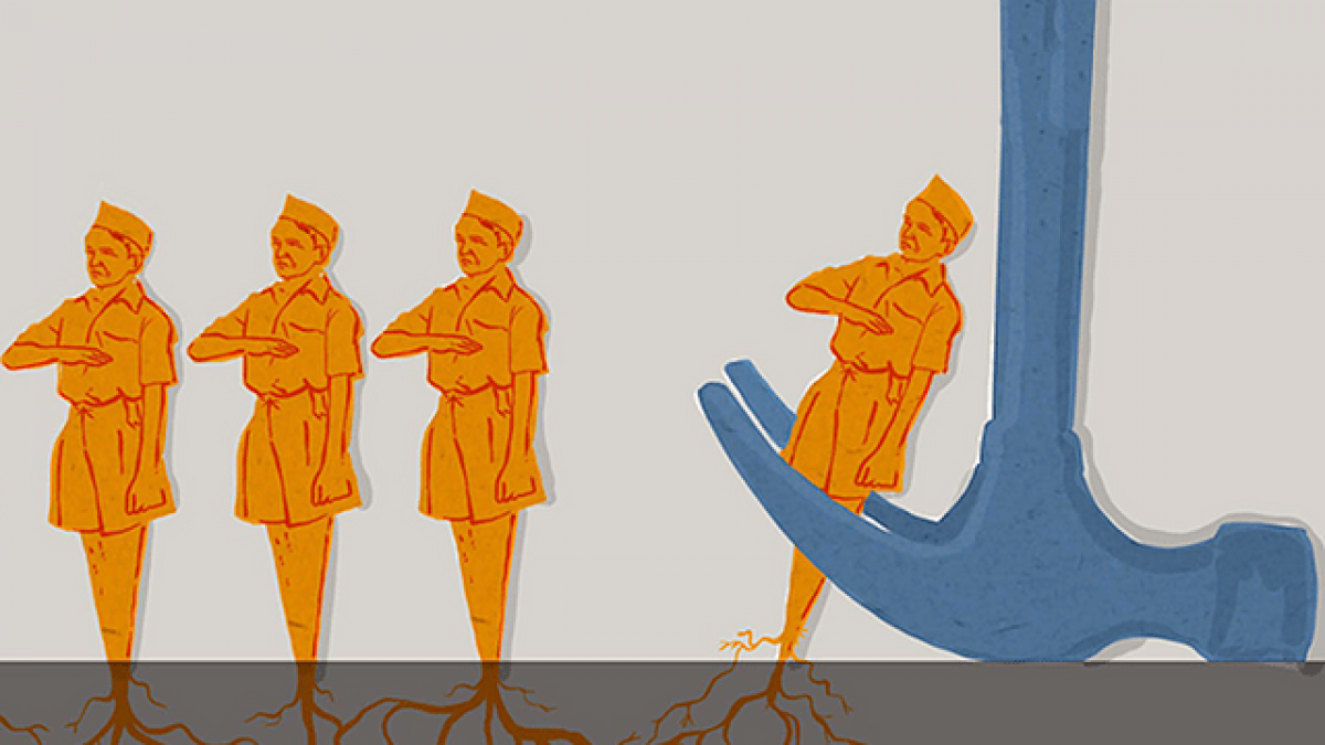 Dismantle Hindutva Event